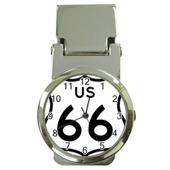 Route 66 Money Clip Watches by abbeyz71