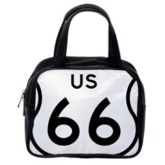Route 66 Classic Handbag (one Side) by abbeyz71