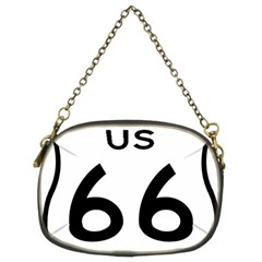 Route 66 Chain Purse (two Sides) by abbeyz71