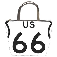 Route 66 Bucket Bag by abbeyz71
