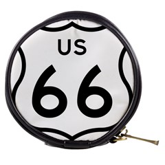 Route 66 Mini Makeup Bag by abbeyz71