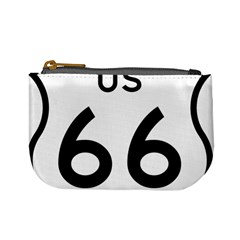Route 66 Mini Coin Purse by abbeyz71