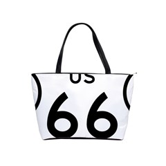 Route 66 Classic Shoulder Handbag by abbeyz71