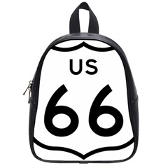 Route 66 School Bag (small) by abbeyz71