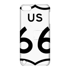Route 66 Apple Ipod Touch 5 Hardshell Case With Stand by abbeyz71
