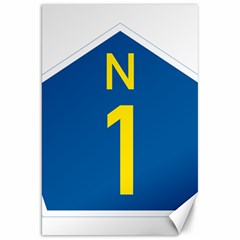 South Africa National Route N1 Marker Canvas 20  X 30  by abbeyz71