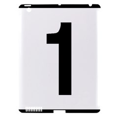 Tj¨?evegur 1 (route 1) Hringvegur (ring Road) Apple Ipad 3/4 Hardshell Case (compatible With Smart Cover)