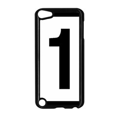 Tj¨?evegur 1 (route 1) Hringvegur (ring Road) Apple Ipod Touch 5 Case (black)