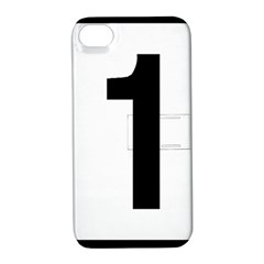 Tj¨?evegur 1 (route 1) Hringvegur (ring Road) Apple Iphone 4/4s Hardshell Case With Stand