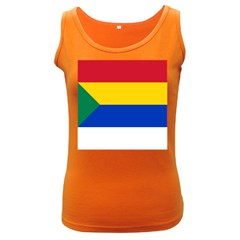 Druze Flag  Women s Dark Tank Top