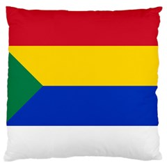 Druze Flag  Standard Flano Cushion Case (one Side)