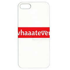 Whaaateva Apple Iphone 5 Hardshell Case With Stand by digitalartjunkie