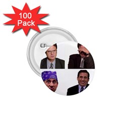 The Office Tv Show 1 75  Buttons (100 Pack)