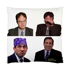 The Office Tv Show Standard Cushion Case (two Sides) by digitalartjunkie
