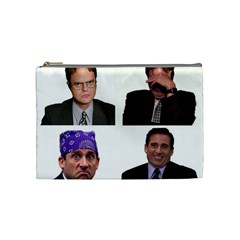 The Office Tv Show Cosmetic Bag (medium) by digitalartjunkie