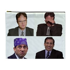 The Office Tv Show Cosmetic Bag (xl) by digitalartjunkie