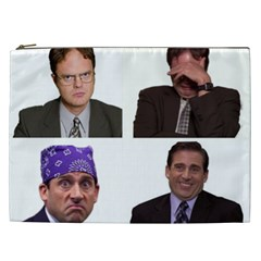 The Office Tv Show Cosmetic Bag (xxl) by digitalartjunkie