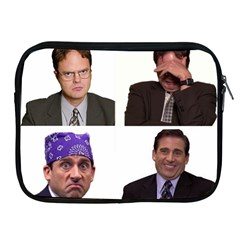 The Office Tv Show Apple Ipad 2/3/4 Zipper Cases by digitalartjunkie