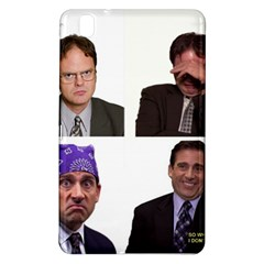The Office Tv Show Samsung Galaxy Tab Pro 8 4 Hardshell Case by digitalartjunkie