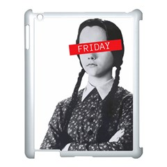 Friday, The Weekend Family Apple Ipad 3/4 Case (white) by digitalartjunkie