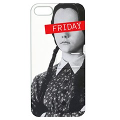 Friday, The Weekend Family Apple Iphone 5 Hardshell Case With Stand by digitalartjunkie