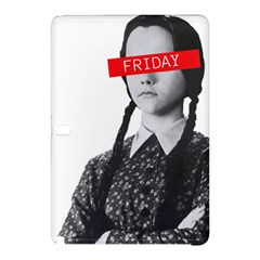 Friday, The Weekend Family Samsung Galaxy Tab Pro 12 2 Hardshell Case by digitalartjunkie