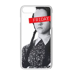 Friday, The Weekend Family Apple Iphone 7 Plus Seamless Case (white) by digitalartjunkie