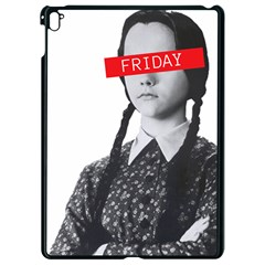 Friday, The Weekend Family Apple Ipad Pro 9 7   Black Seamless Case by digitalartjunkie