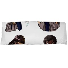 Pulp Fiction Body Pillow Case (dakimakura) by digitalartjunkie