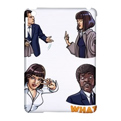 Pulp Fiction Apple Ipad Mini Hardshell Case (compatible With Smart Cover) by digitalartjunkie