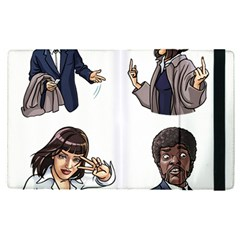 Pulp Fiction Apple Ipad Pro 9 7   Flip Case by digitalartjunkie
