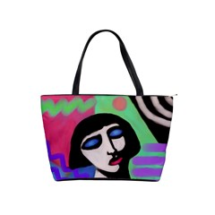 Original Abstract Art Classic Shoulder Handbag