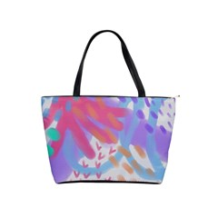 Colorful Abstract Art Classic Shoulder Handbag