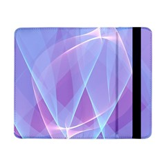 Background Light Glow Abstract Art Samsung Galaxy Tab Pro 8 4  Flip Case