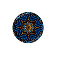 Pattern Abstract Background Art Hat Clip Ball Marker (4 Pack)