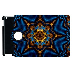 Pattern Abstract Background Art Apple Ipad 2 Flip 360 Case by Sapixe