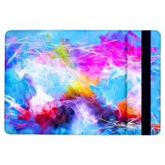 Background Drips Fluid Colorful Ipad Air Flip by Sapixe