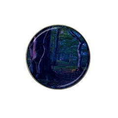 Beeches Tree Forest Beech Shadows Hat Clip Ball Marker