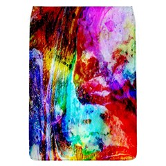 Background Art Abstract Watercolor Removable Flap Cover (l) by Sapixe