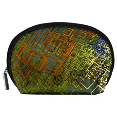 Art 3d Windows Modeling Dimension Accessory Pouch (large)