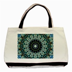 Pattern Abstract Background Art Basic Tote Bag by Sapixe