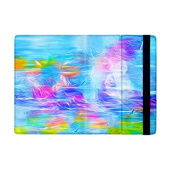 Background Drips Fluid Colorful Ipad Mini 2 Flip Cases by Sapixe