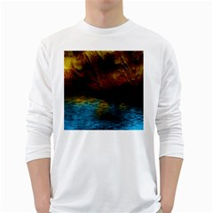 Background Cave Art Abstract Long Sleeve T-shirt
