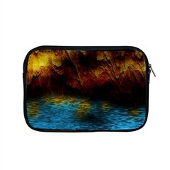 Background Cave Art Abstract Apple Macbook Pro 15  Zipper Case by Sapixe