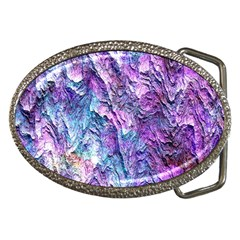 Background Peel Art Abstract Belt Buckles by Sapixe