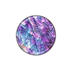 Background Peel Art Abstract Hat Clip Ball Marker (4 Pack)
