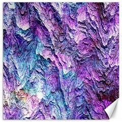 Background Peel Art Abstract Canvas 12  X 12  by Sapixe