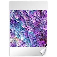 Background Peel Art Abstract Canvas 12  X 18