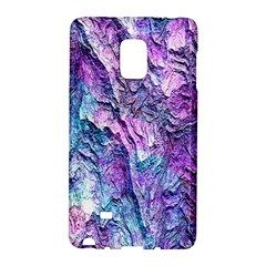Background Peel Art Abstract Samsung Galaxy Note Edge Hardshell Case