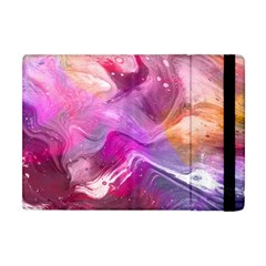 Background Art Abstract Watercolor Apple Ipad Mini Flip Case by Sapixe